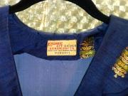 Silk jacket from Bombay