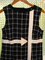 E.C. Star Arrow Dress